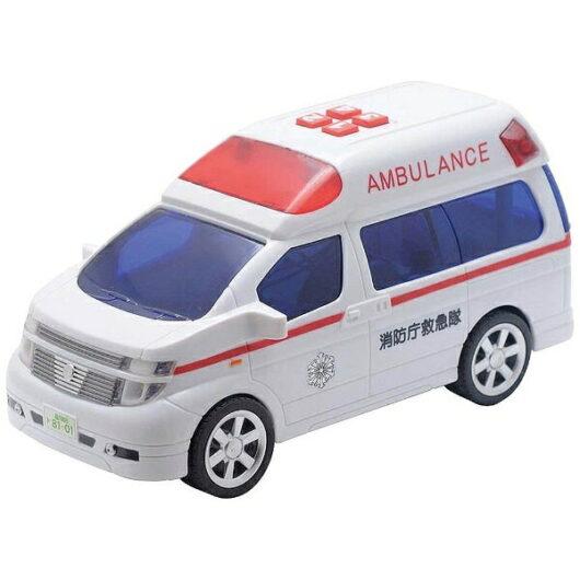 4962603006949 ミニサウンド エルグランド救急車
