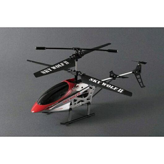 4897039351113 JRH3019-RD ジャロマスター 2.4GHZヘリ スカイウルフII