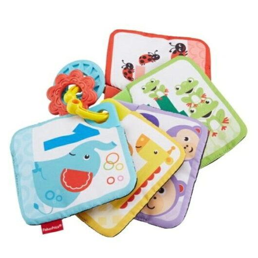 0887961687149 FXB92 布おもちゃシリーズラーニングふかふかカード