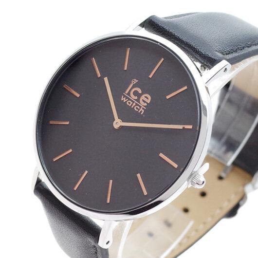 アイスウォッチ ICE WATCH 腕時計 メンズ 016227 シティクラシック CITY classic クォーツ ブラック