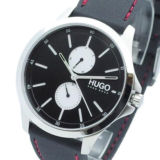 ヒューゴボス HUGO BOSS 腕時計 メンズ 1530001 クォーツ ブラック