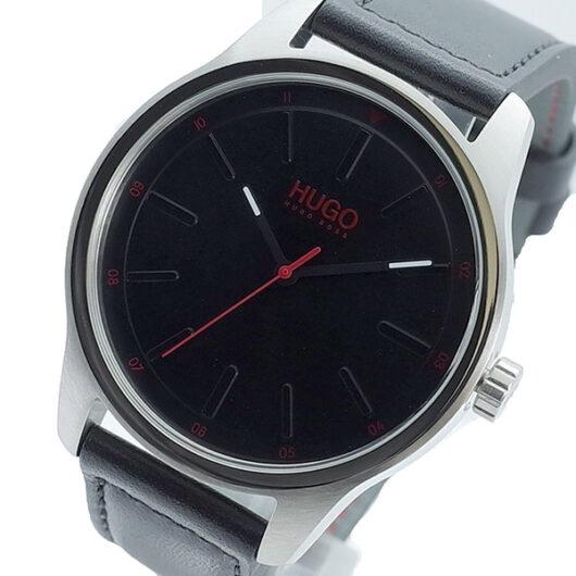 ヒューゴボス HUGO BOSS 腕時計 メンズ 1530018 クォーツ ブラック