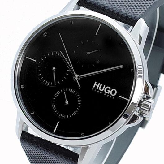 ヒューゴボス HUGO BOSS 腕時計 メンズ 1530022 クォーツ ブラック