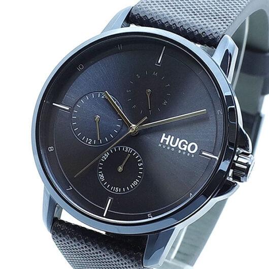 ヒューゴボス HUGO BOSS 腕時計 メンズ 1530033 クォーツ ネイビー ダークネイビー