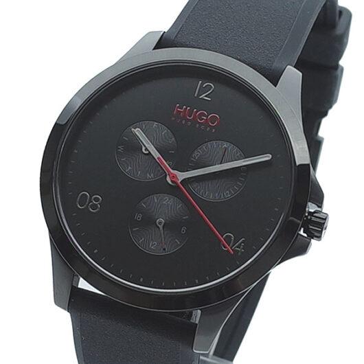 ヒューゴボス HUGO BOSS 腕時計 メンズ 1530034 クォーツ ブラック