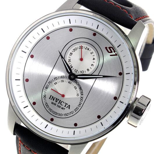 インヴィクタ INVICTA クオーツ メンズ 腕時計 16019 シルバー シルバー