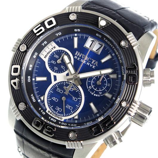 インヴィクタ INVICTA クオーツ メンズ 腕時計 17374 ブルー ブルー