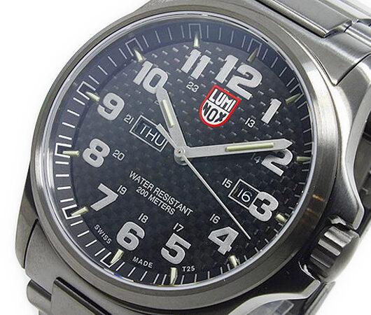 ルミノックス LUMINOX クオーツ メンズ 腕時計 1922 ブレス ブラック