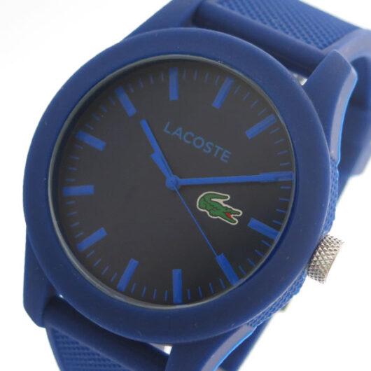 ラコステ LACOSTE  クオーツ メンズ 腕時計 2010765 ネイビー ネイビー
