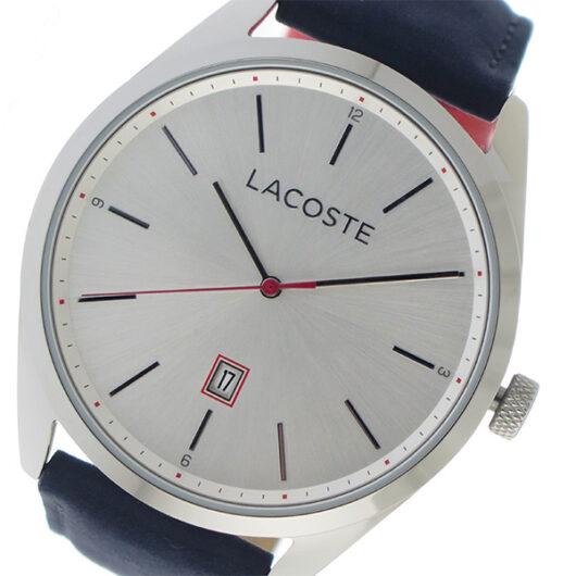 ラコステ LACOSTE クオーツ メンズ 腕時計 2010909 シルバー シルバー