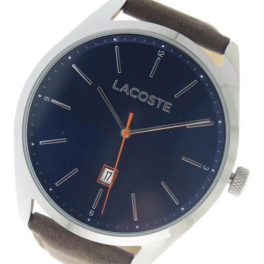 ラコステ LACOSTE クオーツ メンズ 腕時計 2010910 ネイビー ネイビー