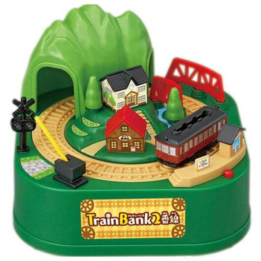 4582319376565 TRAIN BANK 2番線 電車