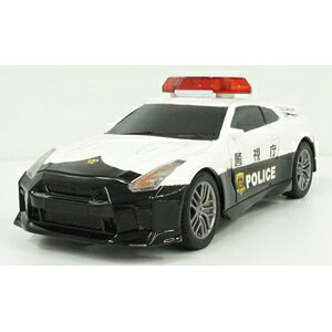 4897039351267 JRVC067-WH 1/32 NISSAN  GT-Rパトカー