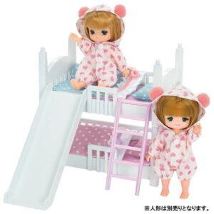 4904810829041 LF-10 ミキちゃんマキちゃん 2だんベッド