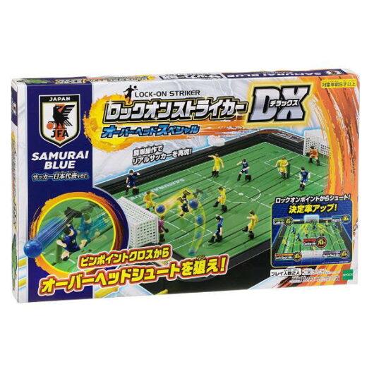 4905040073327 サッカー盤 ロックオンストライカーDX オーバーヘッドスペシャル サッカー日本代表ver.
