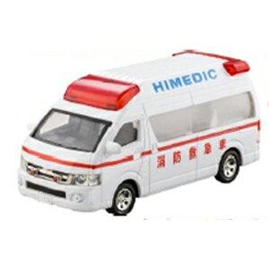 4906064518443 トヨタ ハイメディック救急車