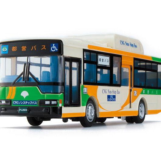 4971404002579 DK-4104 ノンステップ都営バス