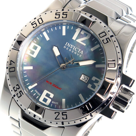 インヴィクタ INVICTA クオーツ メンズ 腕時計 6245 ブルーシェル ブルーシェル