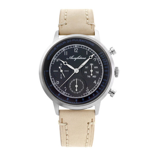 アルカ フトゥーラ クオーツ メンズ 腕時計 700BKBE ブラック 国内正規 ブラック