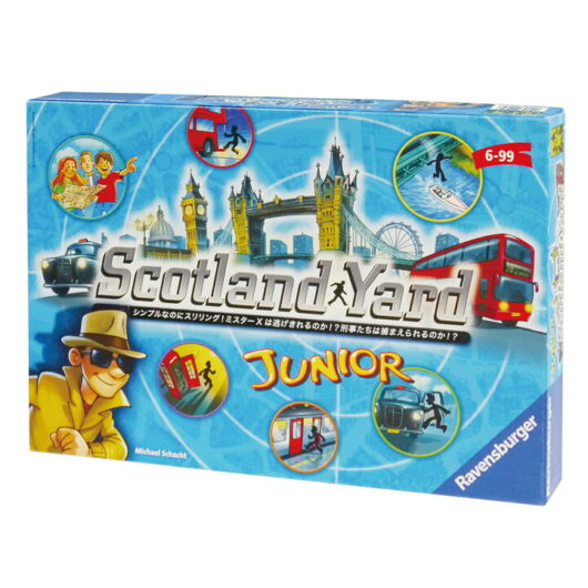 4005556212033 212033 スコットランドヤード・ジュニア