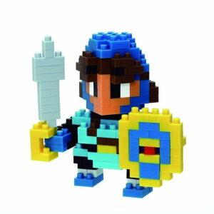 4988601228459 ドラゴンクエスト ナノブロック ローレシアの王子