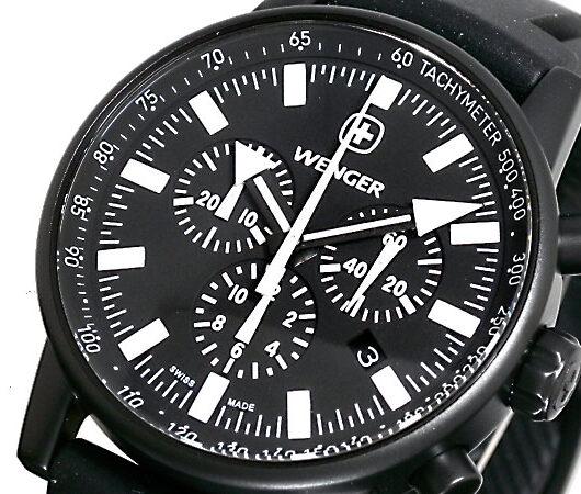 ウェンガー WENGER コマンド パタゴニア 腕時計 70890