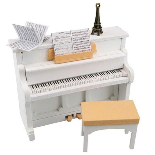 4972825206676 NRL-001 ピアノ(ホワイト)