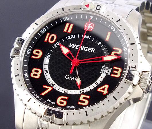 ウェンガー WENGER スクアドロン 腕時計 77076