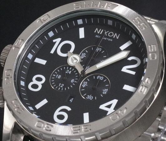 ニクソン NIXON 51-30 CHRONO 腕時計 A083-000