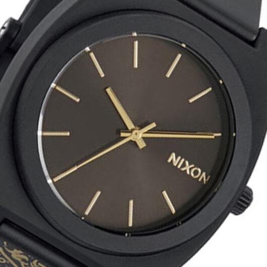 ニクソン NIXON TIME TELLER P クオーツ メンズ 腕時計 A119-1881 ブラック ブラック