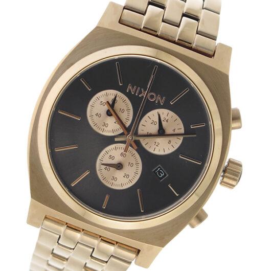 ニクソン NIXON  クオーツ メンズ 腕時計 A972-2046 グレー グレー