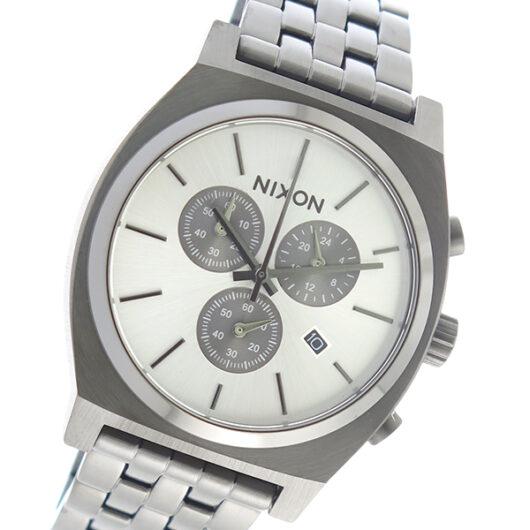 ニクソン NIXON  クオーツ メンズ 腕時計 A972-632 シルバー シルバー