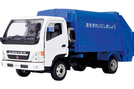 4971404002630 DK-5106 三菱ふそう キャンター 清掃車