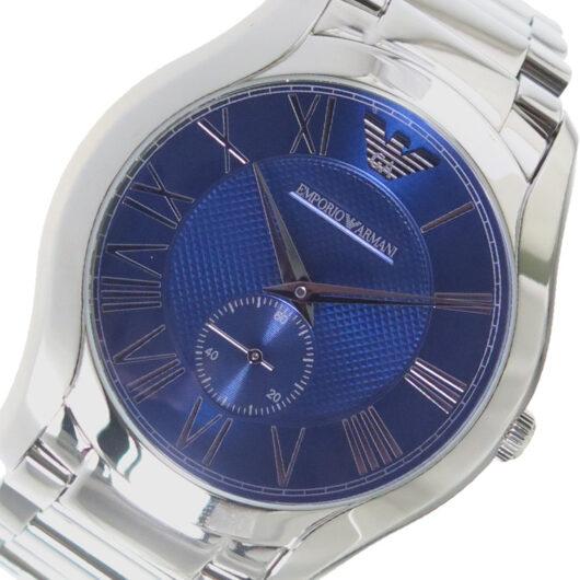 エンポリオ アルマーニ EMPORIO ARMANI クオーツ メンズ 腕時計 AR11085 ブルー ブルー