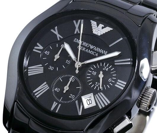 エンポリオ アルマーニ EMPORIO ARMANI CERAMICA 腕時計 AR1400