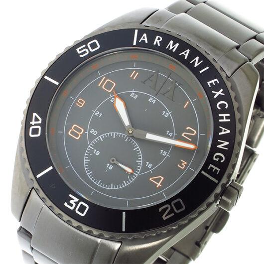 アルマーニ エクスチェンジ ARMANI EXCHANGE クオーツ メンズ 腕時計 AX1265 グレー グレー
