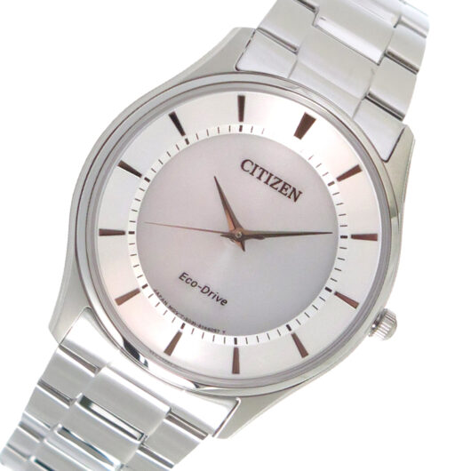 シチズン CITIZEN エコ・ドライブ クオーツ メンズ 腕時計 BJ6481-58A シルバー シルバー