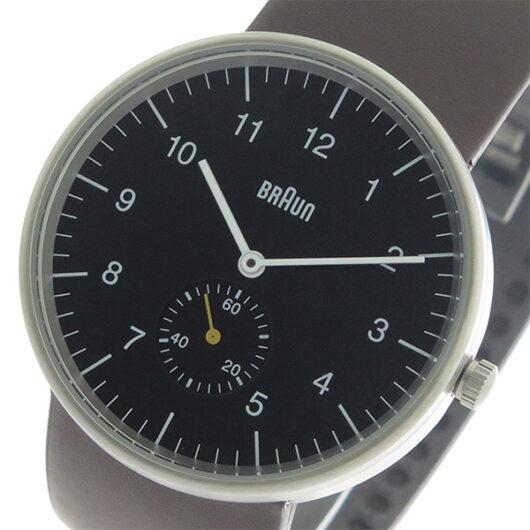 ブラウン BRAUN クオーツ メンズ 腕時計 BN0024BKBRG ブラック/ブラウン ブラック