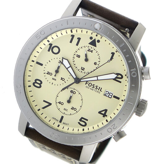 フォッシル FOSSIL クオーツ メンズ 腕時計 CH3084 キナリ キナリ