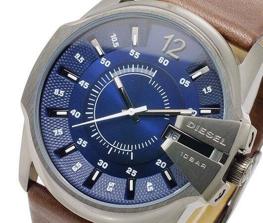 ディーゼル DIESEL クオーツ メンズ 腕時計 DZ1618 ネイビー ネイビー