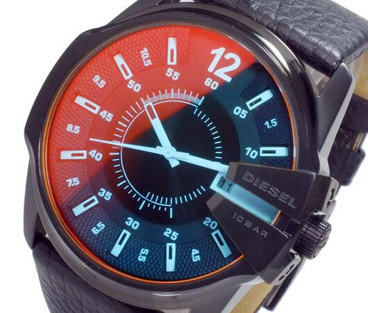 ディーゼル DIESEL クオーツ メンズ 腕時計 DZ1657 ブラック