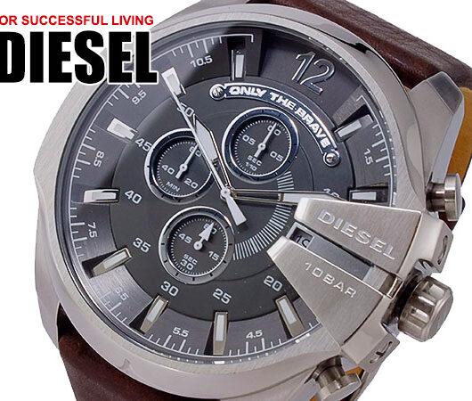 ディーゼル DIESEL クオーツ メンズ クロノ 腕時計 DZ4290 ガンメタル ガンメタ
