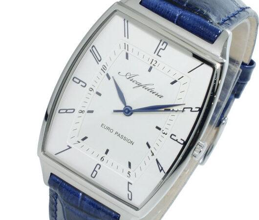 アルカ フトゥーラ ARCA FUTURA クオーツ メンズ 腕時計 EC494SL ホワイト