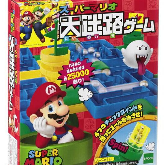 4905040071309 スーパーマリオ 大迷路ゲーム
