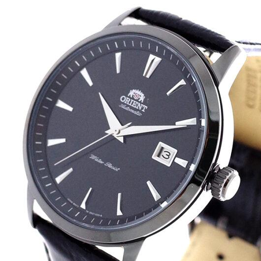 オリエント ORIENT 腕時計 メンズ FER27001B0 自動巻き ブラック