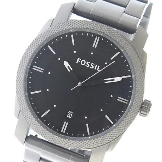 フォッシル FOSSIL クオーツ メンズ 腕時計 FS4774 ブラック ブラック