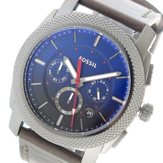 フォッシル FOSSIL クオーツ メンズ 腕時計 FS5388 ネイビー ネイビー