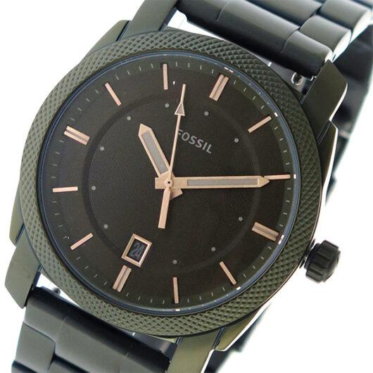 フォッシル FOSSIL クオーツ メンズ 腕時計 FS5389 カーキ カーキ