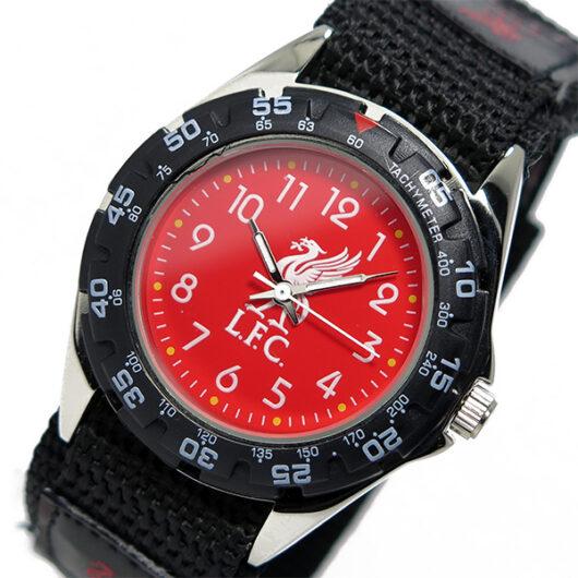 フットボールウォッチ リバプール クオーツ メンズ 腕時計 GA3744 レッド レッド