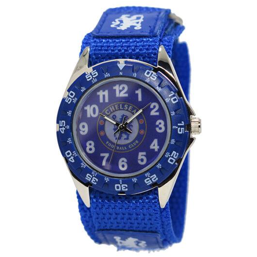 フットボールウォッチ チェルシー クオーツ メンズ 腕時計 GA4417 ブルー ブルー